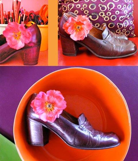 photo chaussures Sophie plouvier
