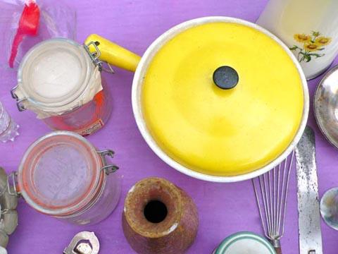 photo vaisselle vintage Sophie plouvier