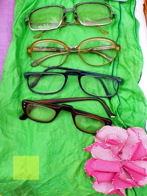 photo lunettes vintage Sophie plouvier