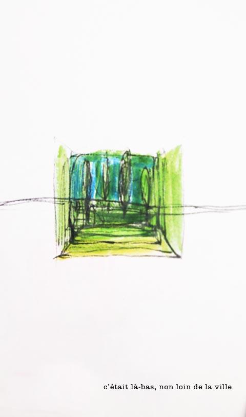 dessin arbres sophie plouvier