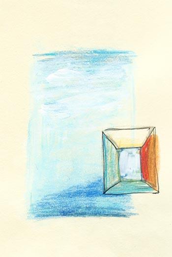le cube me rassure