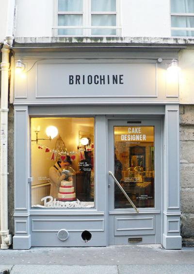 cake design de Briochine - le pele-mele de Sophie