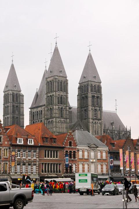 cathédrale de tounai