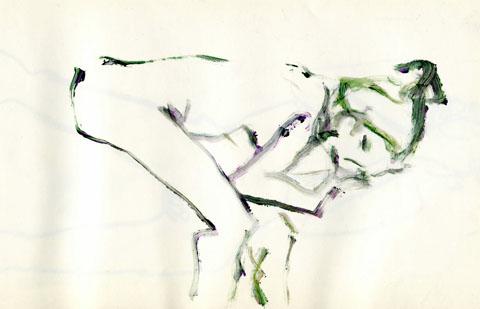 nu vert sophie plouvier