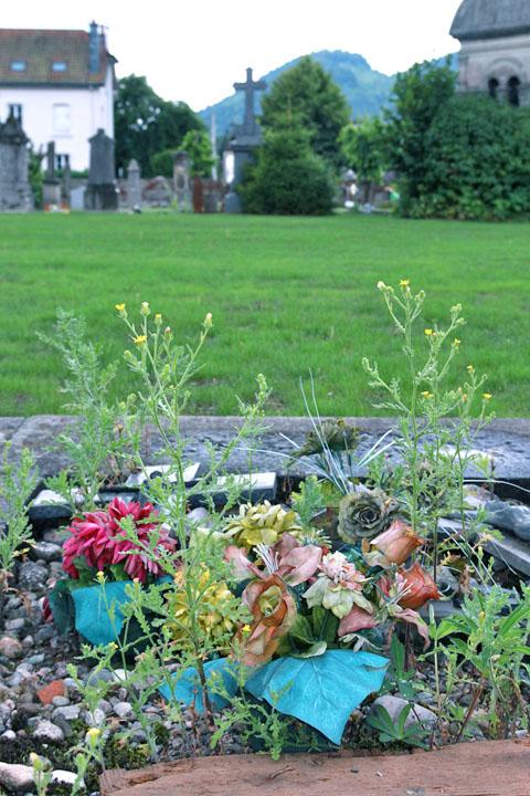 cimetière à Rupt