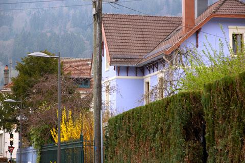maisons à Rupt