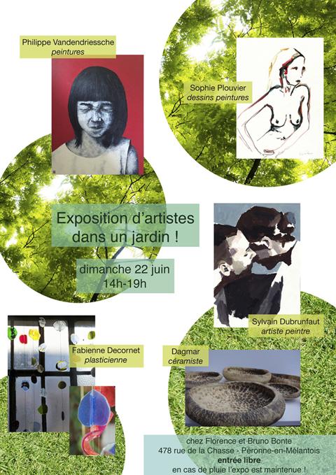 affiche exposition péronne