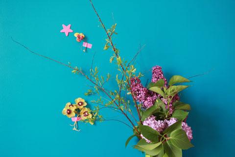 mon bouquet de lilas