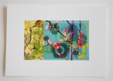 nu-branche-fleurie - Sophie Plouvier