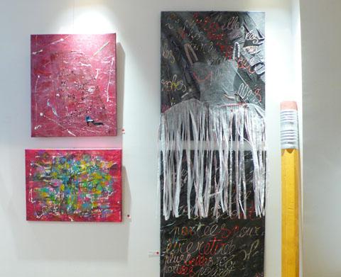 peintures de Hélène Bombart Véroone