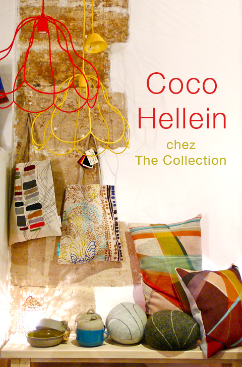 Coco Hellein chez The Collection