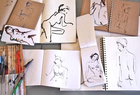 dessins sophie plouvier
