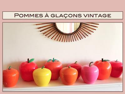 serie-de-pommes-a-glacons-vintage