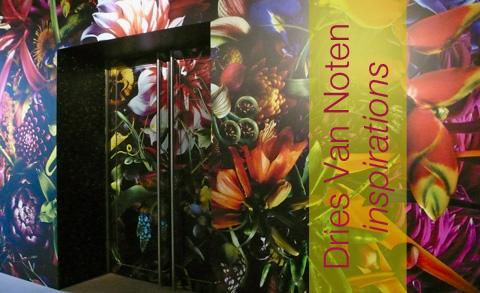 exposition Dries Van Noten