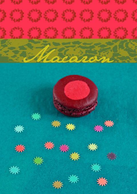 les macarons du Café Pouchkine