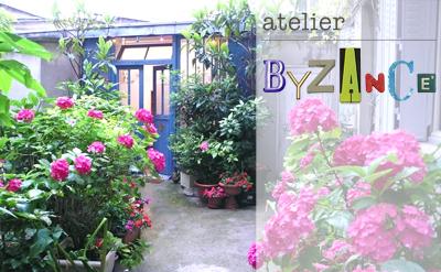 L 'atelier Byzance