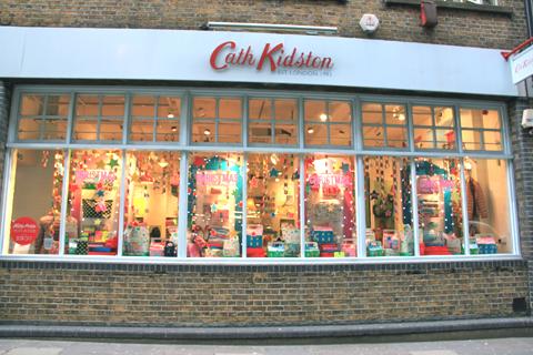 boutique Cath Kidston à Londres