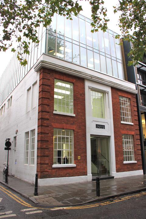 Whitecube à Londres