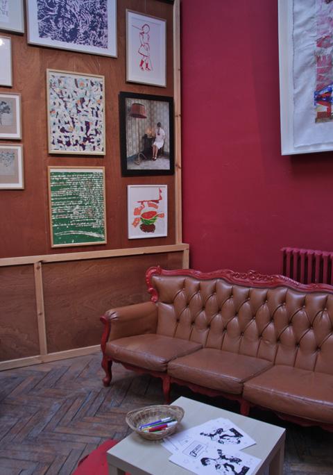 braderie de l'Art à Roubaix - photo Sophie Plouvier