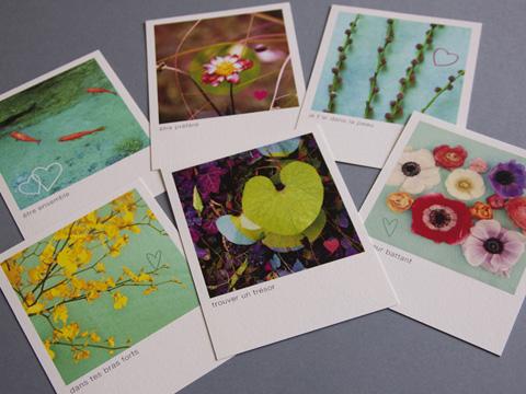 cartes de Saint Valentin Sophie Plouvier