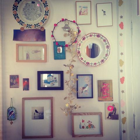 Instagram Les papiers de Sophie - photo Sophie Plouvier