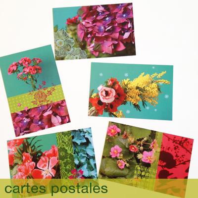 cartes-postales Sophie Plouvier