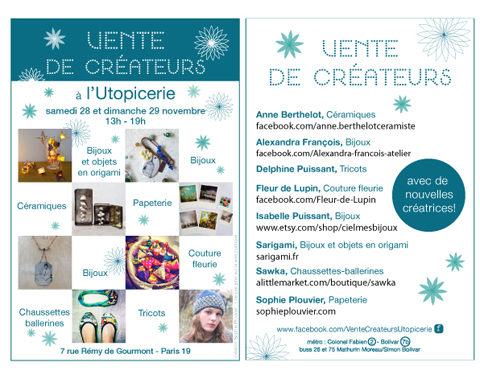 flyer-vente-utopicerie
