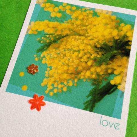 carte Saint-Valentin customisée Sophie Plouvier