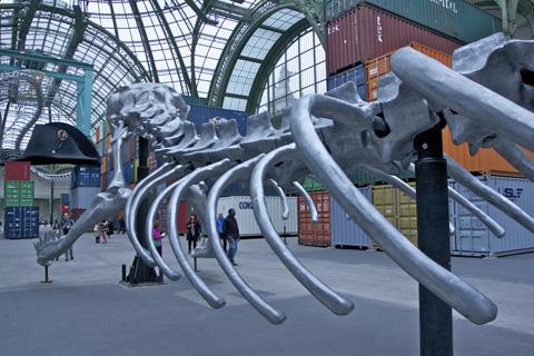 Huang Yong Ping Monumenta 2016 Grand Palais Paris