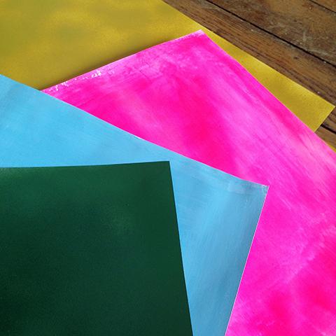 guirlande de fanions papier - Sophie Plouvier