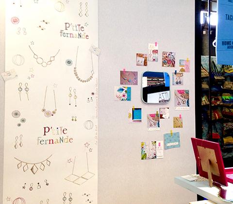 papier-peint Alexandra François et Sophie Plouvier - photos Sophie Plouvier