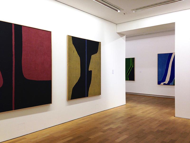 Charles Pollock au musée de Kaiserslautern