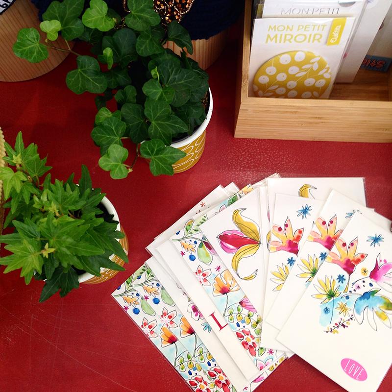 cartes Saint Valentin Sophie Plouvier