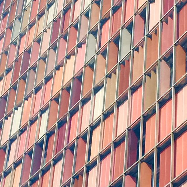 façade moderne Berlin - photo vacances Sophie Plouvier