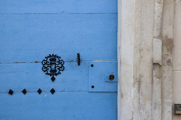 porte - Arles - photo Sophie Plouvier
