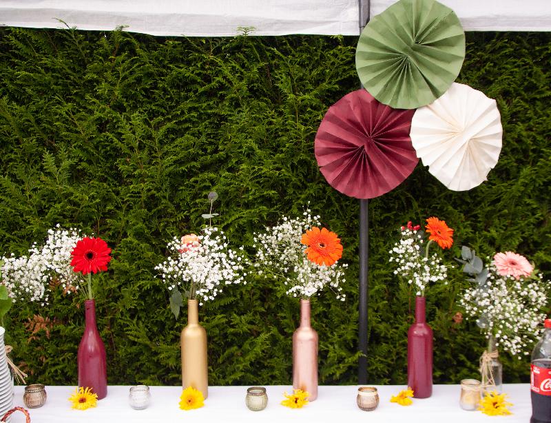 photo mariage - décoration