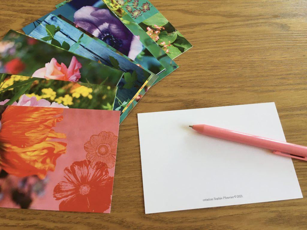 cartes postales Sophie Plouvier