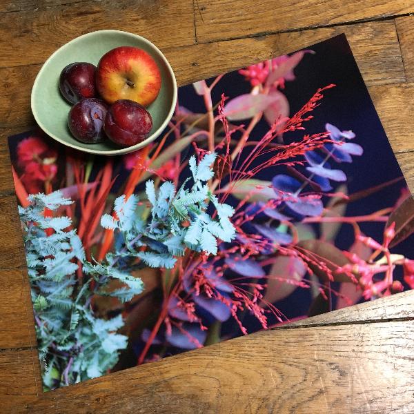 set de table d'automne